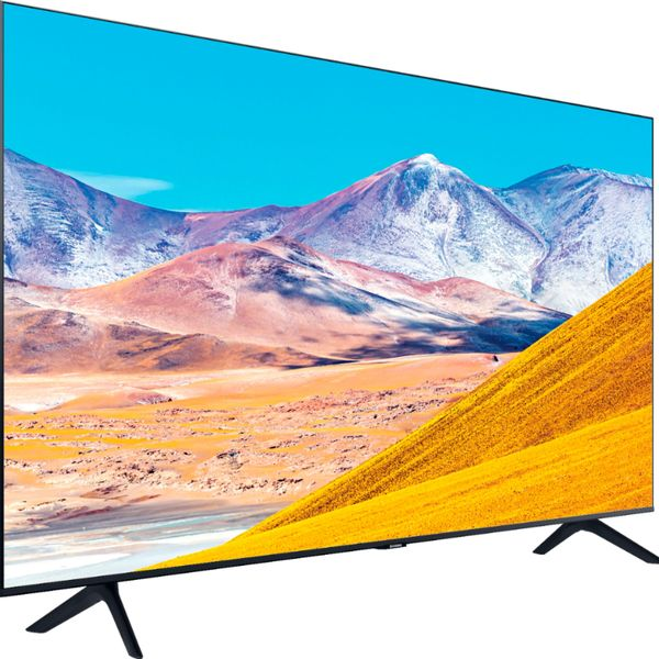 Samsung's 75-inch LED 4K UHD Smart TV