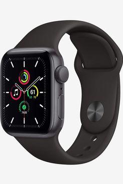 Apple Watch SE (GPS) 40mm Space Gray Aluminum Case