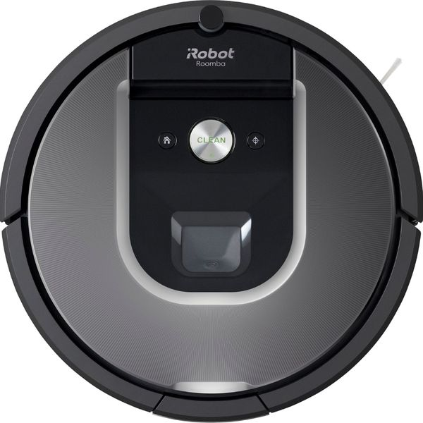 iRobot Roomba 960 Wi-Fi-Connected Robot Vacuum