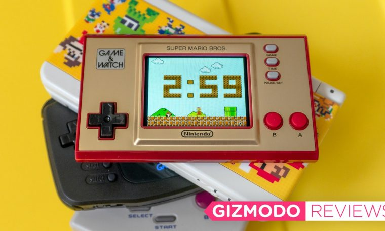 Nintendo's adorable retro handheld will be perfect with other games