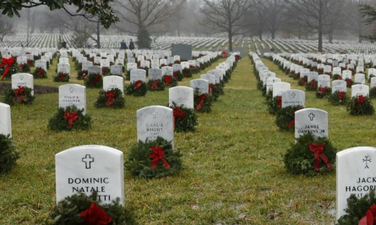 Annual Welcome X America Event at Arlington National Cemetery after a Forbidden Return