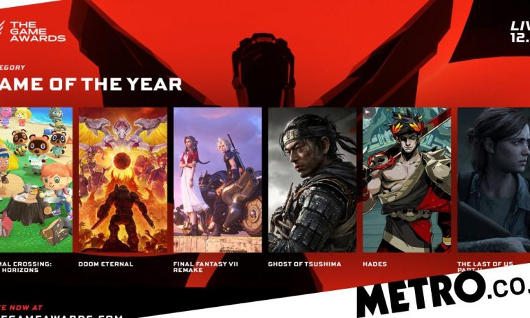 Our Ultimate Part 2 leads the Game Awards with 10 nominations