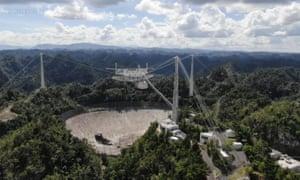 Arecibo Observatory Space Telescope.
