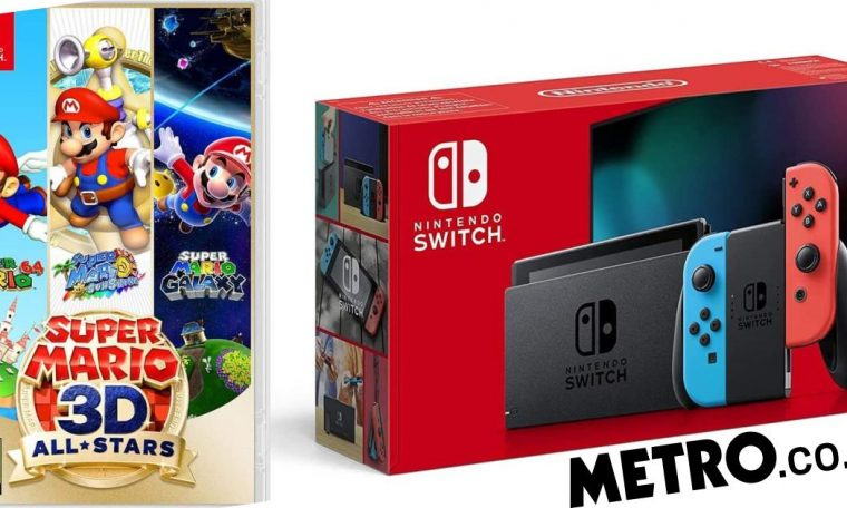 Mario + Minecraft ਸੌ 310 in Nintendo Switch Black Friday 2020 deal