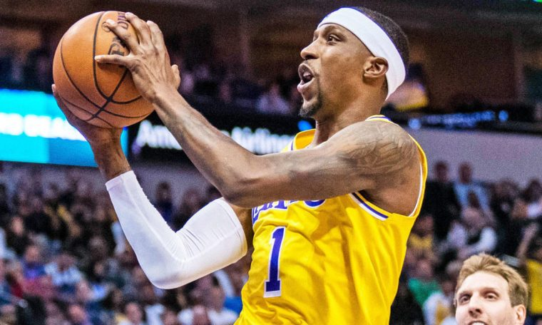 NBA Free Agency: Kentavius Caldwell-Pope re-signs ਲੇ 40 million deal with Lakers each year for three years