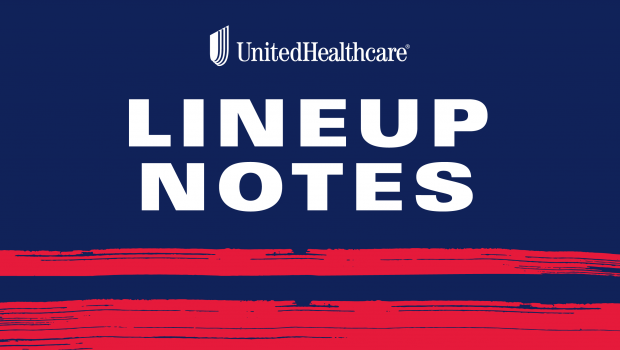 Lineup notes, press.  By United Healthcare: FC Dallas vs Portland Timbers |  11.22.20