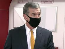 Full interview: Cooper discusses epidemic restrictions