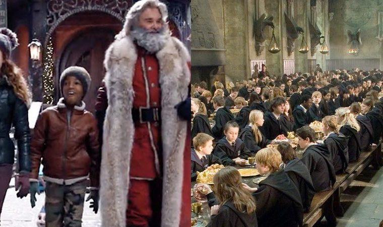 'Christmas Cricklix 2': Santa's Village 'Harry Potter' Bigger Than Great Hall