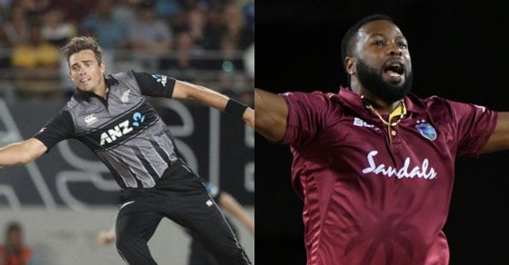 NZ vs WI Dream 11 Team: NZ vs WI 1st T20I Dream 11 prediction today: Imagination tips for New Zealand v West Indies first T20I match