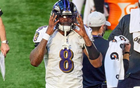 Ravens quarterback Lamar Jackson, positive for COVID-19 per report