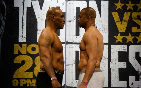 Mike Tyson vs. Roy Jones Jr.: Battle predictions, expert photos, undercards, opening time for exhibition match