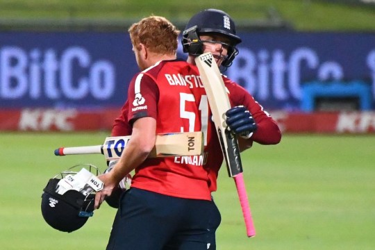Bairstow made a brilliant innings to take England home