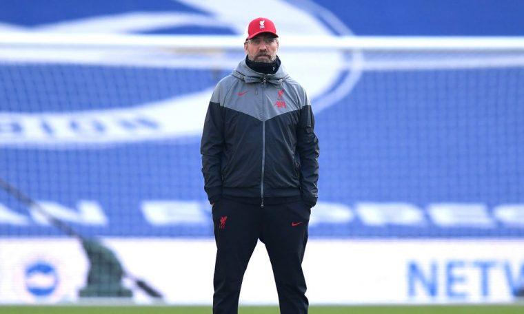 Jogan Klopp joins Liverpool defender after selecting Nate Phillips on Joel Matip