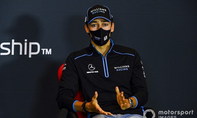 """Alonso's praise means """"a hell of a lot"""" for Russell"""