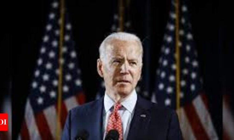 Biden recited the deceased son's favorite Catholic hymn during the victory speech