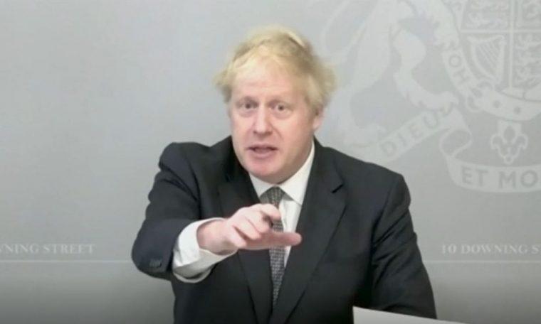 Boris Johnson announces Christmas coveted plans