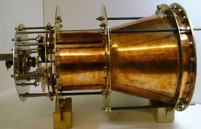 Can an AMDrive really work for space travel?