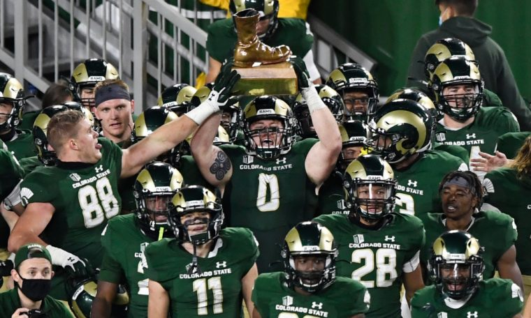 Colorado State beats Wyoming 34-24 in Anti-Competition Games - Denver Post