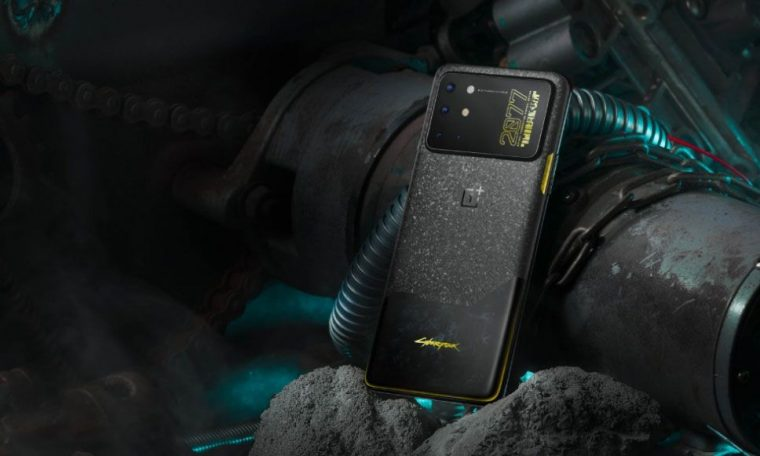 Cyberpunk 2077 OnePlus 8T and 5 other phones with strange special editions