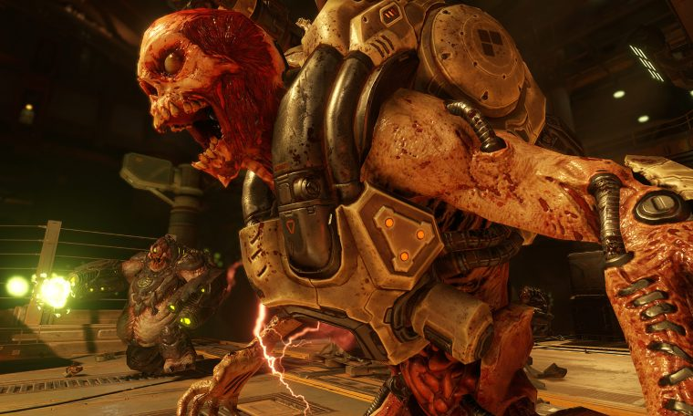Doom Eternal is still coming to the switch, but only digitally