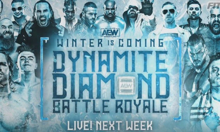Dynamite Diamond Battle Royal AW's 'Winter Is Coming' is coming