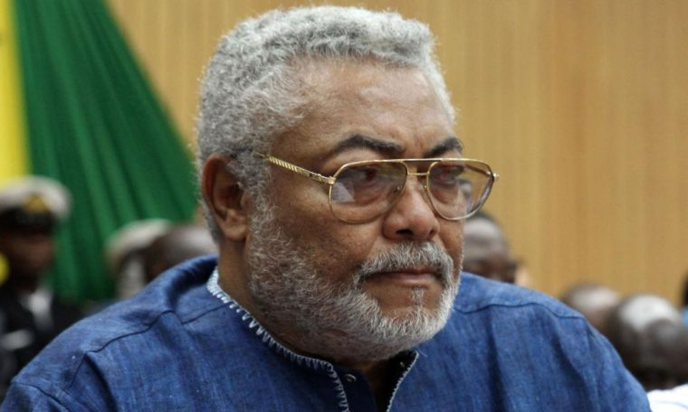 Former Ghanaian President Jerry Rawlings Lingz's daughter warns of social media scandal surrounding her funeral
