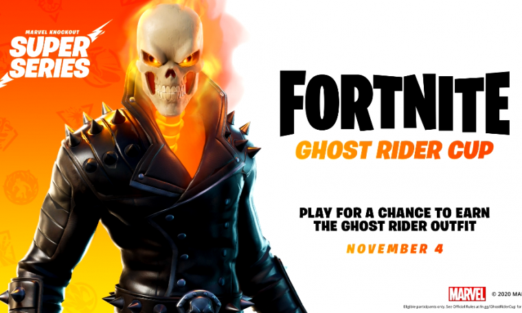 'Fornite' Season 4: How to Unlock 'Ghost Rider' Skin