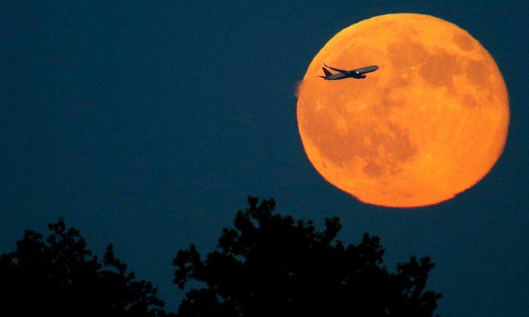 Full moon on Halloween 2020: Rare blue moon to brighten the sky