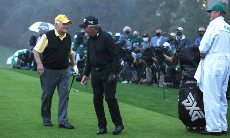 Gary Player - Tiger Woods 'remark' at Champions Dinner