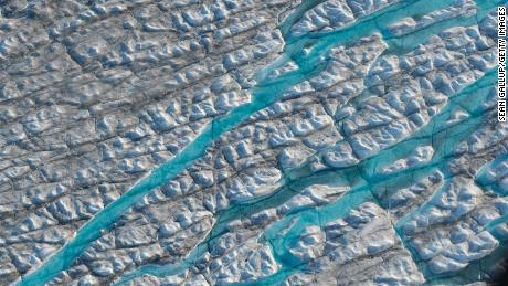Studies show that Greenland's ice sheet is melting faster than at any time in the last 12,000 years