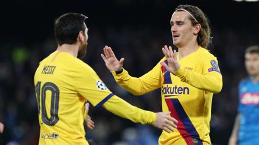 Griezmann: Messi told me he was upset when he didn't choose Barca