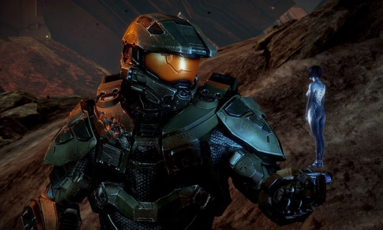 Hello's Master Chief Collection now supports Xbox Series X / S optimization