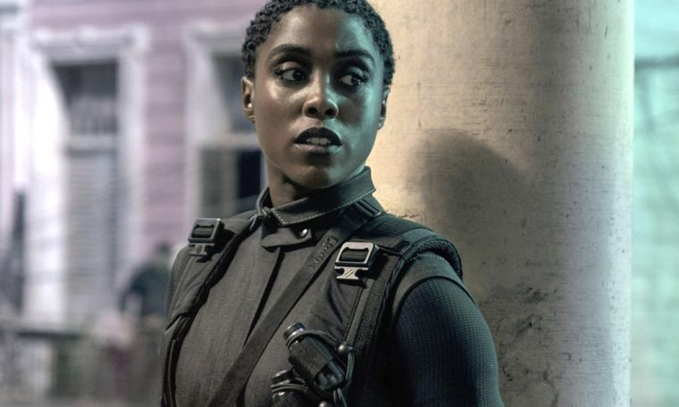 Interview with Lashana Lynch 'Abuse' She faced being the first non-white male 007