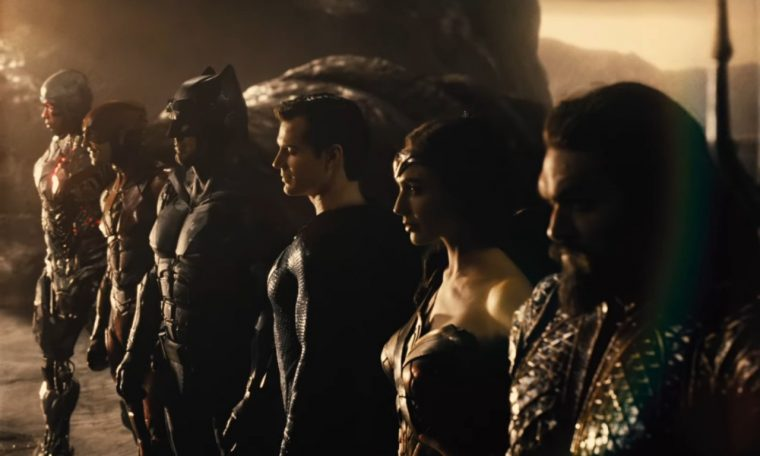 Jack Snyder's new Justice League trailer is a dramatic talk on pivotal moments