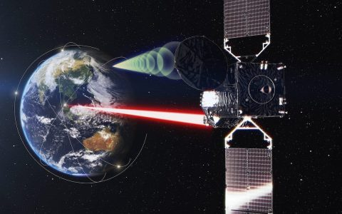 Japan launches Advanced Relay Satellite with Laser Communications Tech
