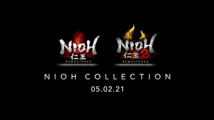 Both Nioh games are coming to PS5 in 2021 in 4K and 120 FPS