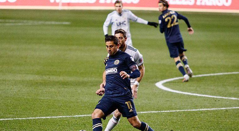 MLS Playoffs Game Thread: Philadelphia Union 0 vs England England Revolutions 2, Final