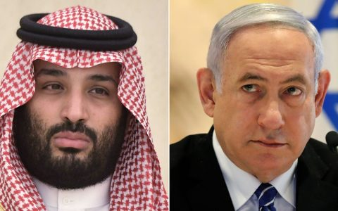 Netanyahu holds secret meeting with Saudi Crown Prince, Israeli minister confirms