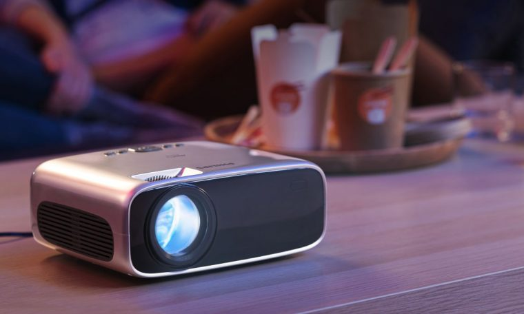 Philips launches new range of compact budget projectors for 2020