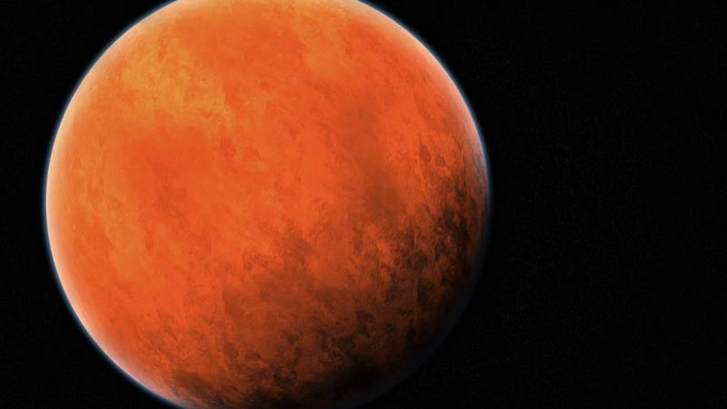 Mars is the closest it will stay on Earth for 15 years
