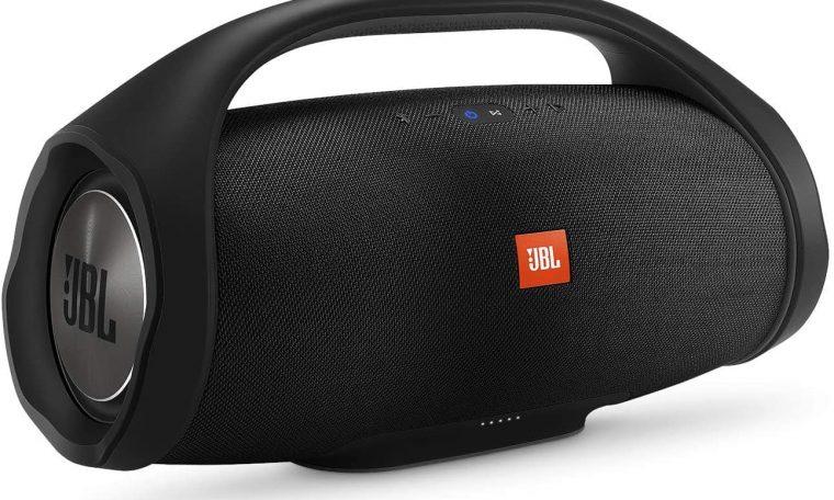 Popular JBL Boombox Speaker Speaker 120 is off - Black Friday Deal 2020