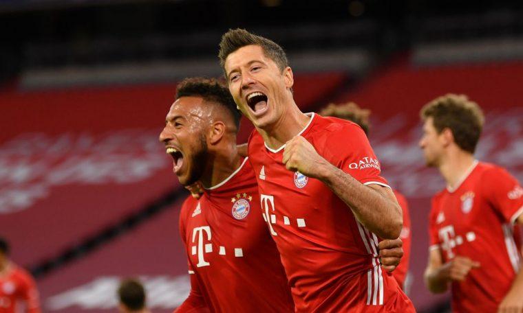 RB Salzburg v Bayern Min Munich: Self-goal gave Bayern a 2-1 lead at halftime