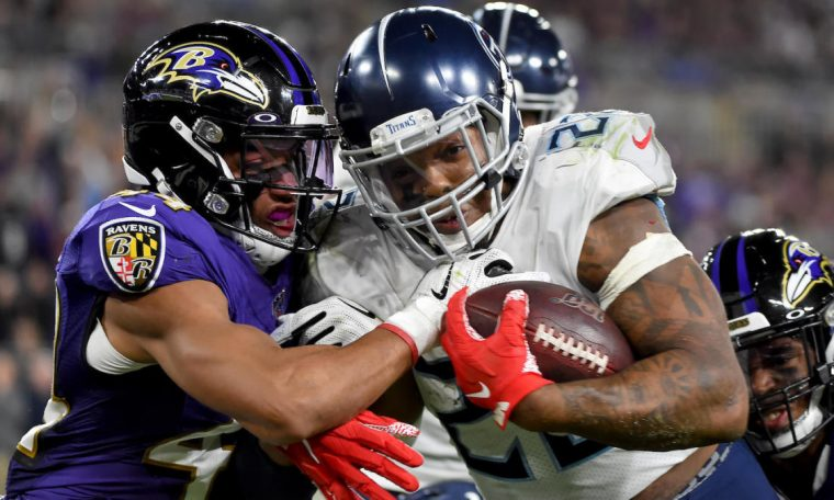 Ravens score and Titans: Derrick Henry leads Tennessee's previous Baltimore in overtime thriller