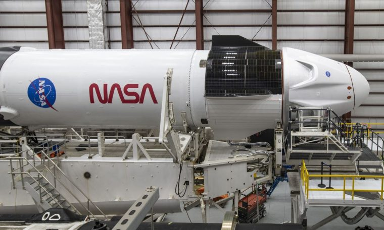 SpaceX, NASA delays launch of Crew-1 astronaut due to rocket recovery weather