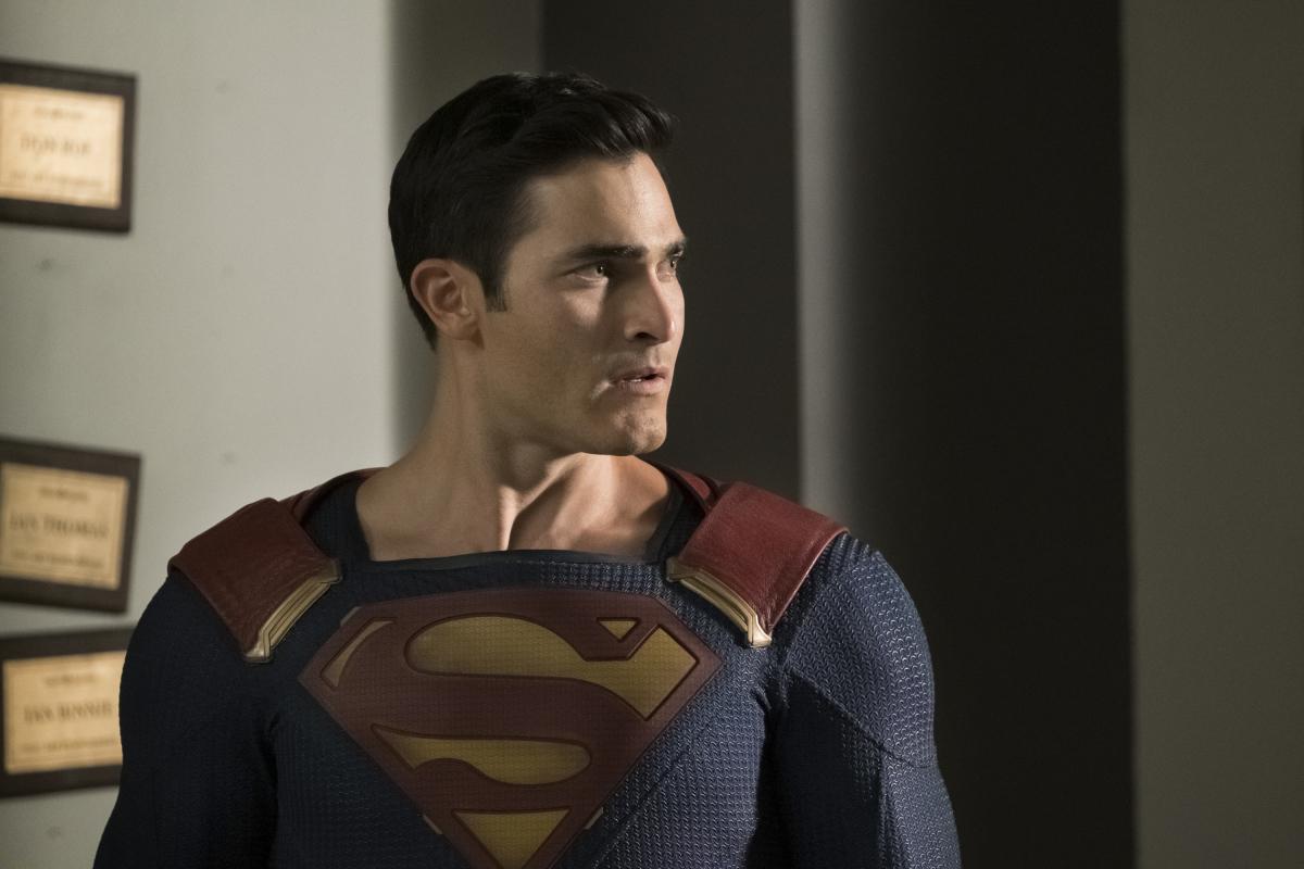 Tyler Hochlin Superman