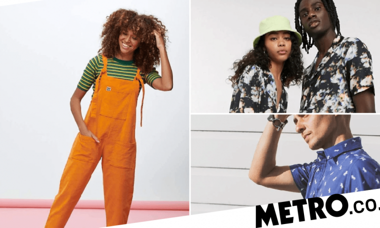 The best sex neutral fashion from high street and sustainable brands
