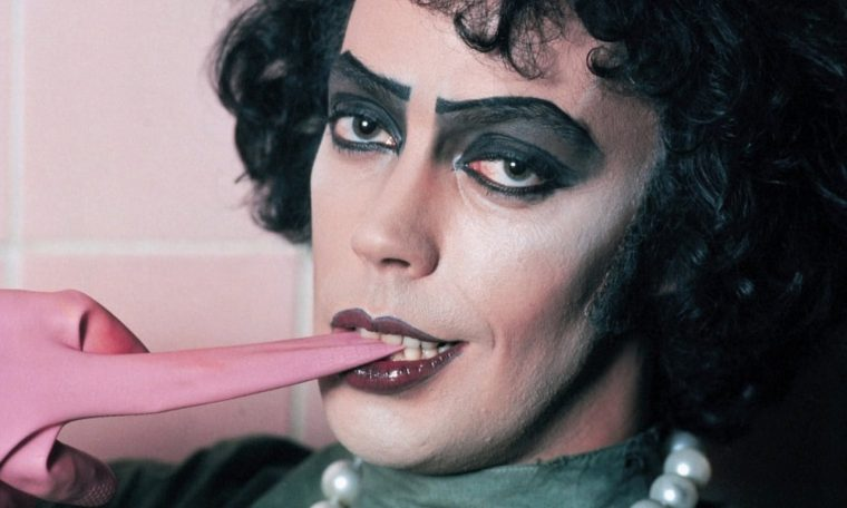 Tim Curry returns as Dr. Frank-Ann Furter for Fundraiser