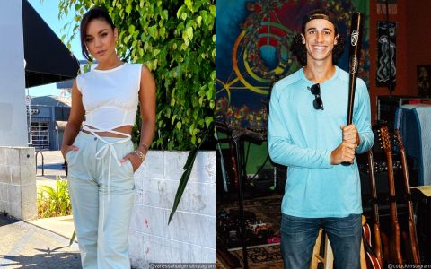 Vanessa Hudgens Cozying Up to MLB Star Cole Tucker 10 Months After Austin Butler Split