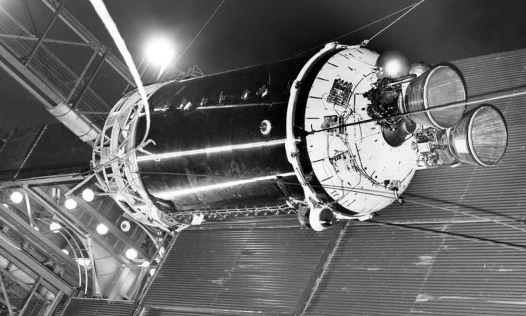 NASA says the mysterious 'Mini-Moon' is actually a 1960s rocket booster