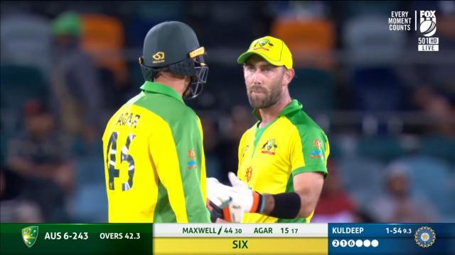 FROM v IND: ODI 3 Highlights